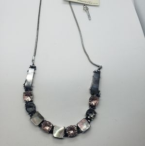 New Kenneth Cole Geometric necklace